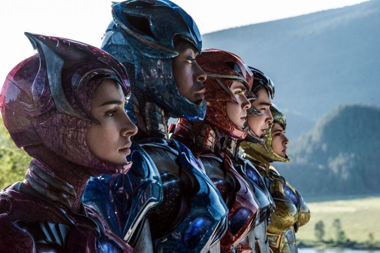 In Theaters This Weekend: Go to 'Power Rangers' or Get a 'Life'?